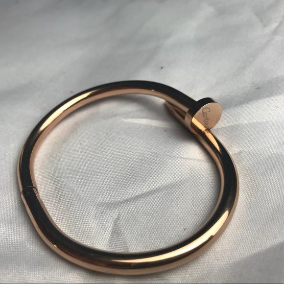 e844b9f2416bd Cartier juste un cloue bracelet